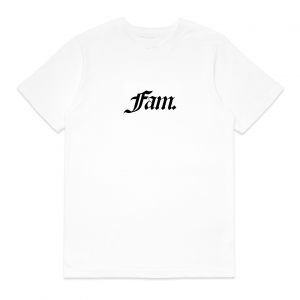 White_fam_tee_smalllogo